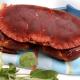 Crabe Tourteau Cuit