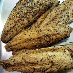 Filet de maquereau au poivre