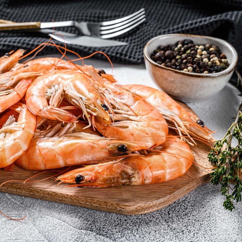 Crevettes-cuites