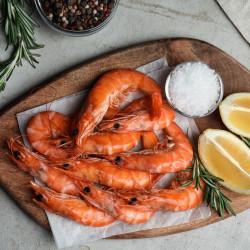 Crevettes de Madagascar cuites 30/40