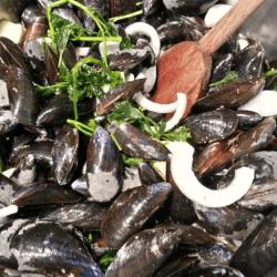 Haricots de mer au naturel